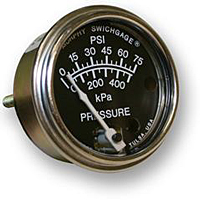 Pressure and Vacuum Gages