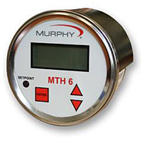 MTH6-1 Digital Tachometer-and Hourmeter