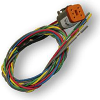 PVW-PW-30 PowerView 30 CAN & Power Loose Wiring Harness